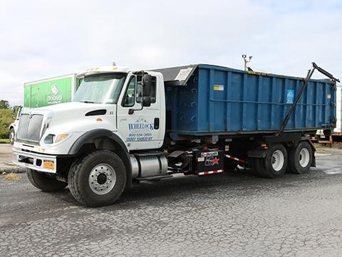 Wheelock Roll-Of Dumpster