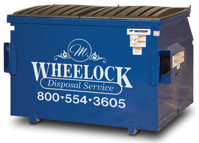 Wheelock Dumpster